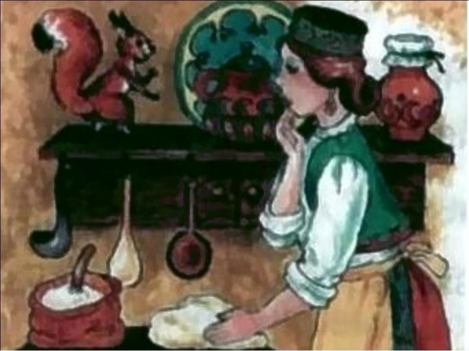 иллюстрации к татарской сказке три сестры широкой публике
