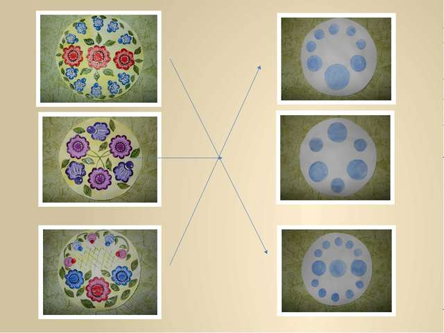 Конспект урока рисования 1 класс фгос цветок или птица для орнамента