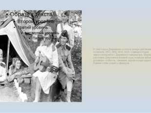 К 1944 году в Дзержинске осталось четыре действовавших госпиталя: 2852, 2856,