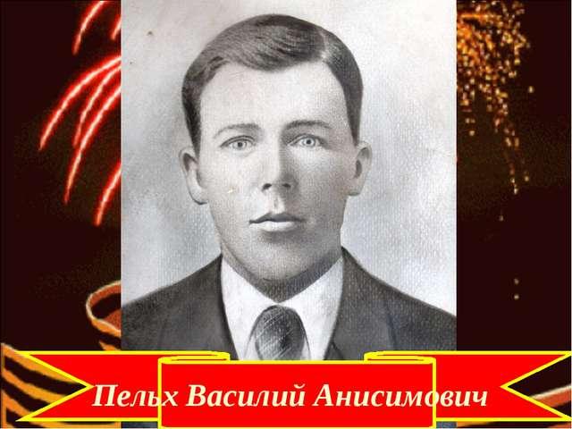 Пельх Василий Анисимович