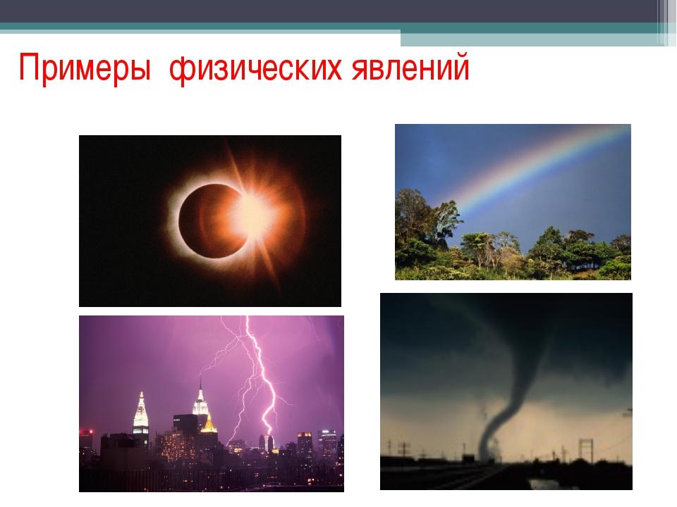 Явления связанные с электричеством