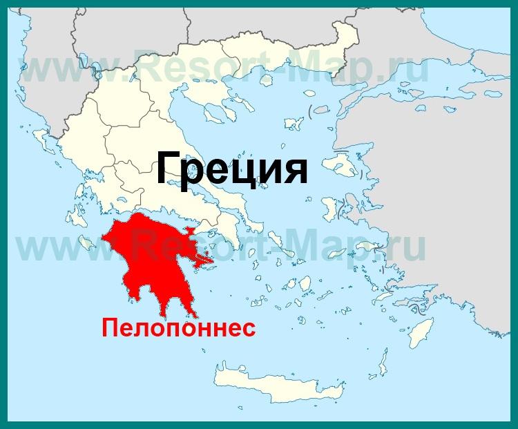 Где находиться древняя греция