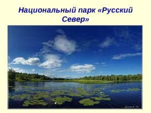Национальный парк «Русский Север»