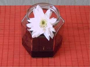 Эксперимент Первоначальный вид цветка:
