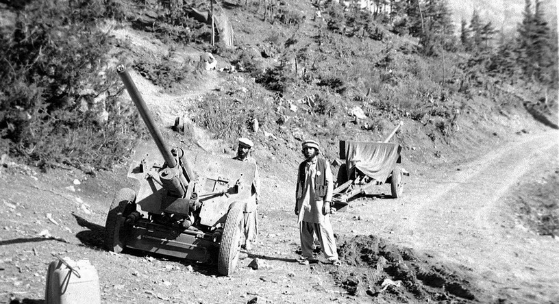I:\August_1984_-_captured_field_guns_in_Jaji,_Paktia.jpg