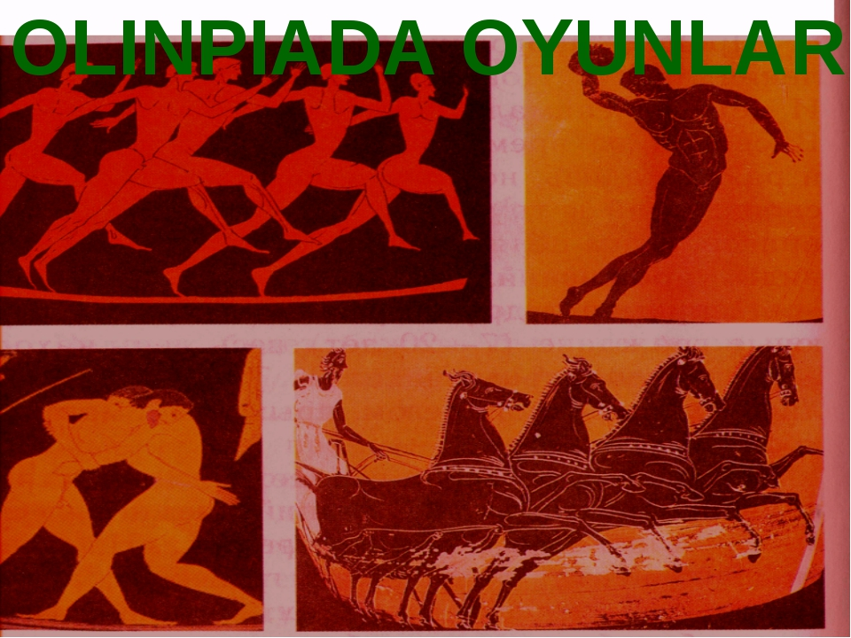 OLINPIADA OYUNLARI