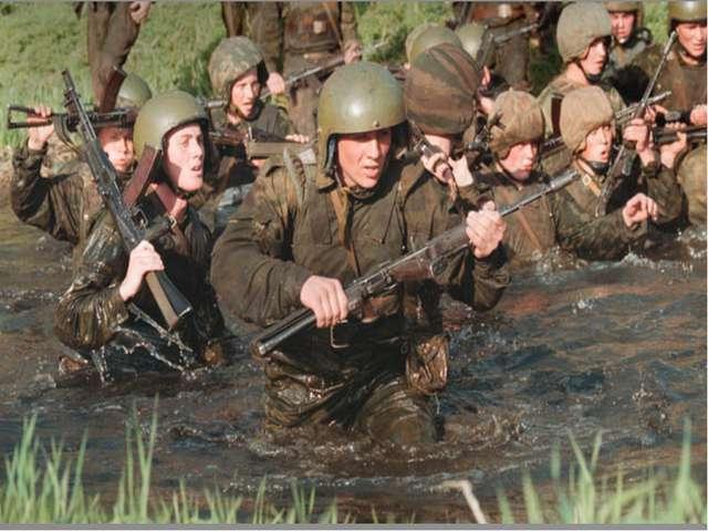 Преданность войсковому товариществу неотъемлемое слагаемое офицерской чести....