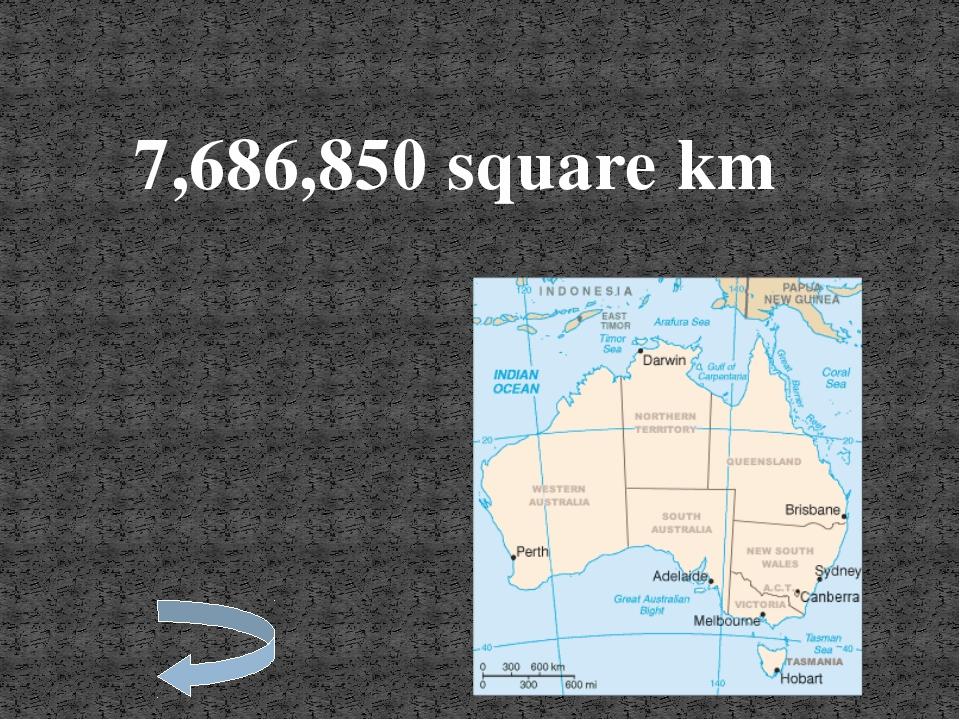 7,686,850 square km