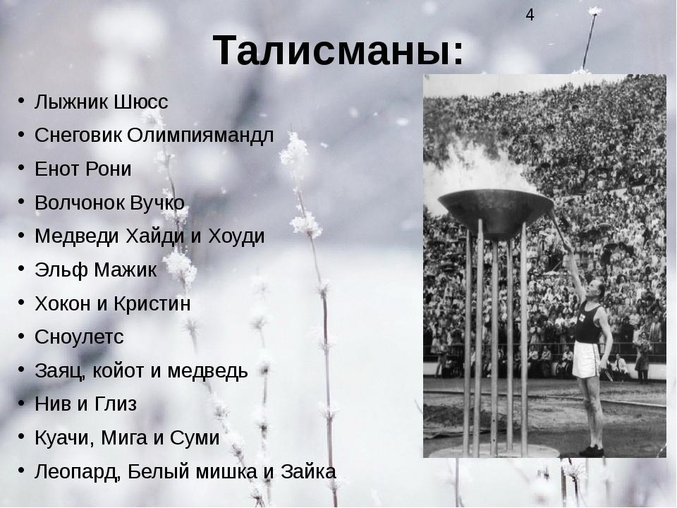 Енот Рони Талисманы ЗимниеОлимпийские игры 1980 в Лейк-Плэсиде (США). Енот Р...