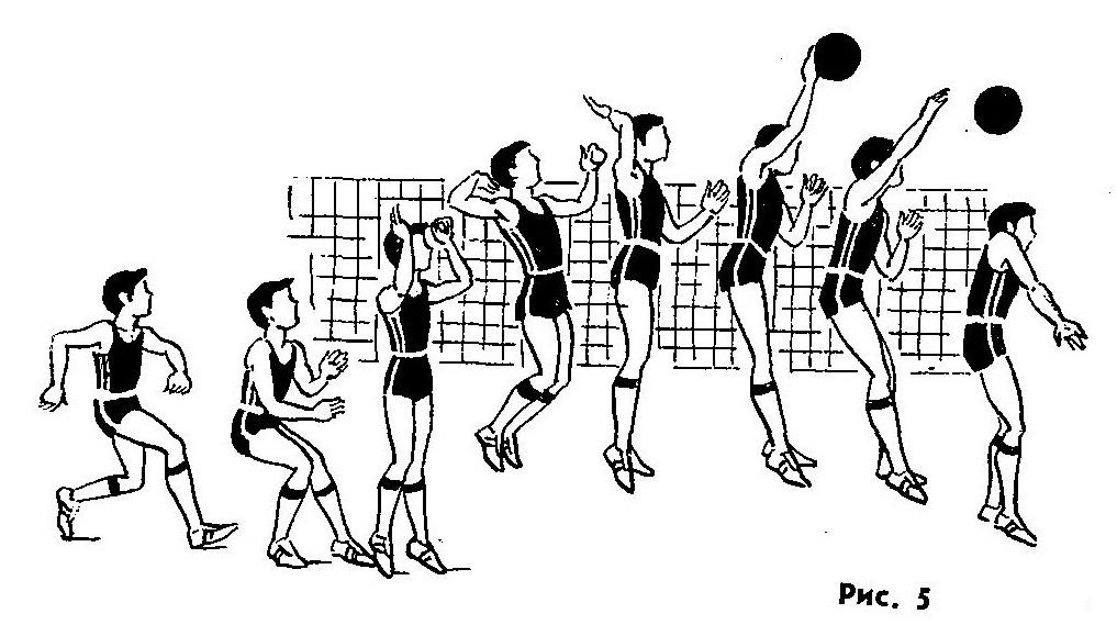 Картинки по запросу нападающий удар в волейболе обучение