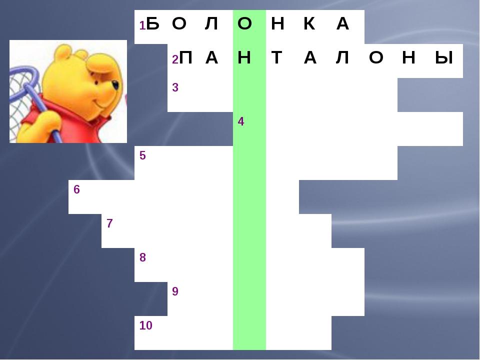 1БОЛОНКА 2ПАНТАЛОНЫ 3 4 5 6...