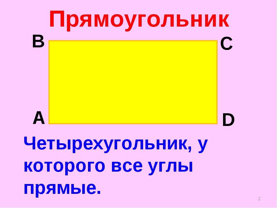Как выглядит четырехугольник картинка