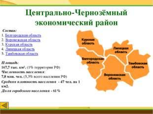 План – характеристика экономико-географического положения Положение района на