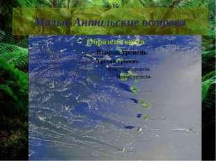 Малые Антильские острова
