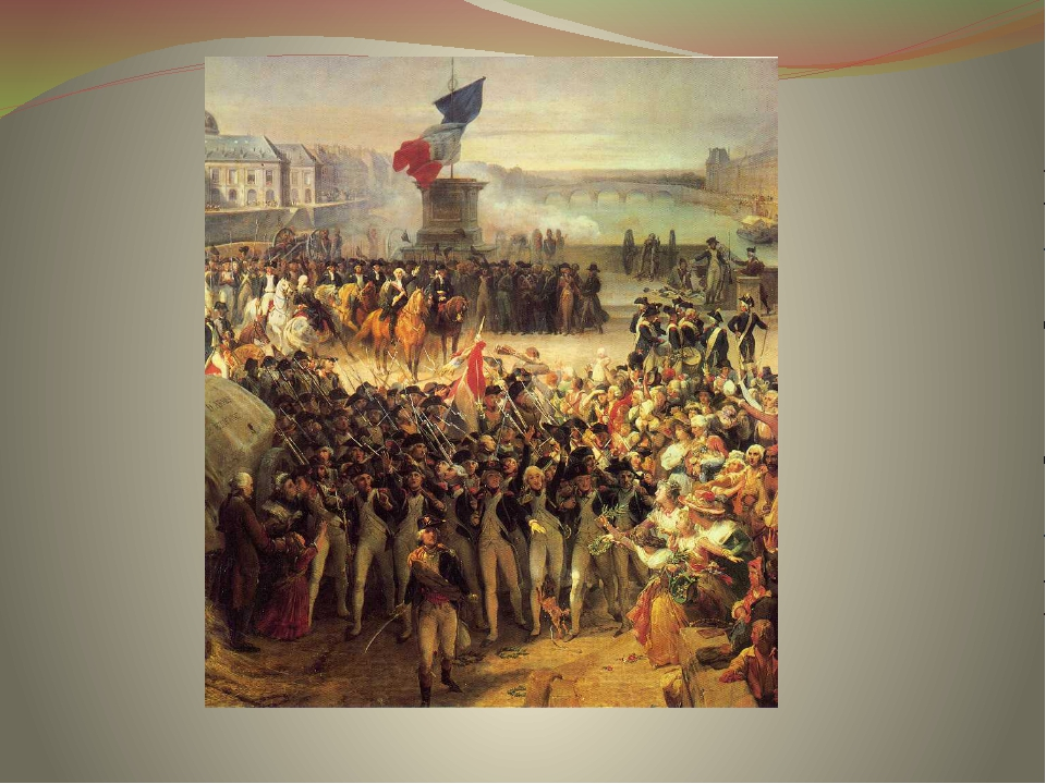 sparknotes the french revolution 17891799 brief overview - 720×540