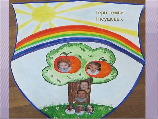 Герб семьи своими руками рисунки в детский сад