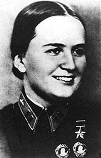 Женщины - герои Великой Отечественной
