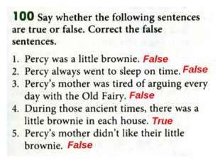 False False False True False