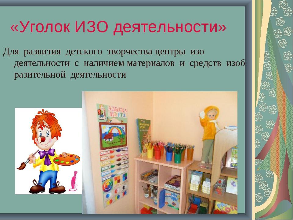 Уголки в детском саду оформление фото по фгос своими руками 20