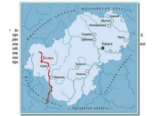 РЕКА БОЛВА Болва — река в Калужской и Брянской областях России, левый прито