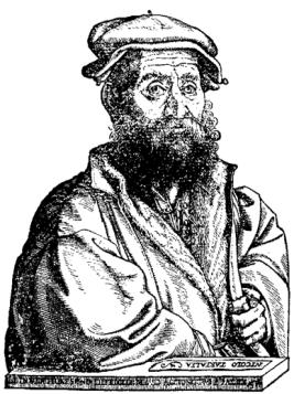 Sustris, Frederik Lambertsz To Telescopes (Renaissance and Reformation)