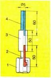 Иллюстрация к статье `Система питания - § 29. Техническое обслуживание системы питания`
