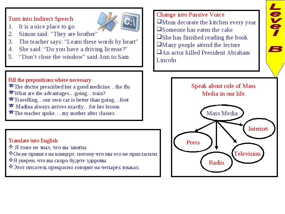 "Turn into Indirect Speech It is a nice place to go Simon said: ""They are bro..."