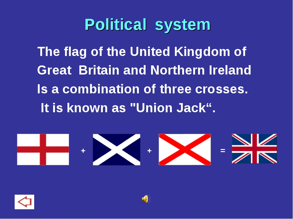 The flag of the United Kingdom of Great Britain and Northern Ireland Is a com...