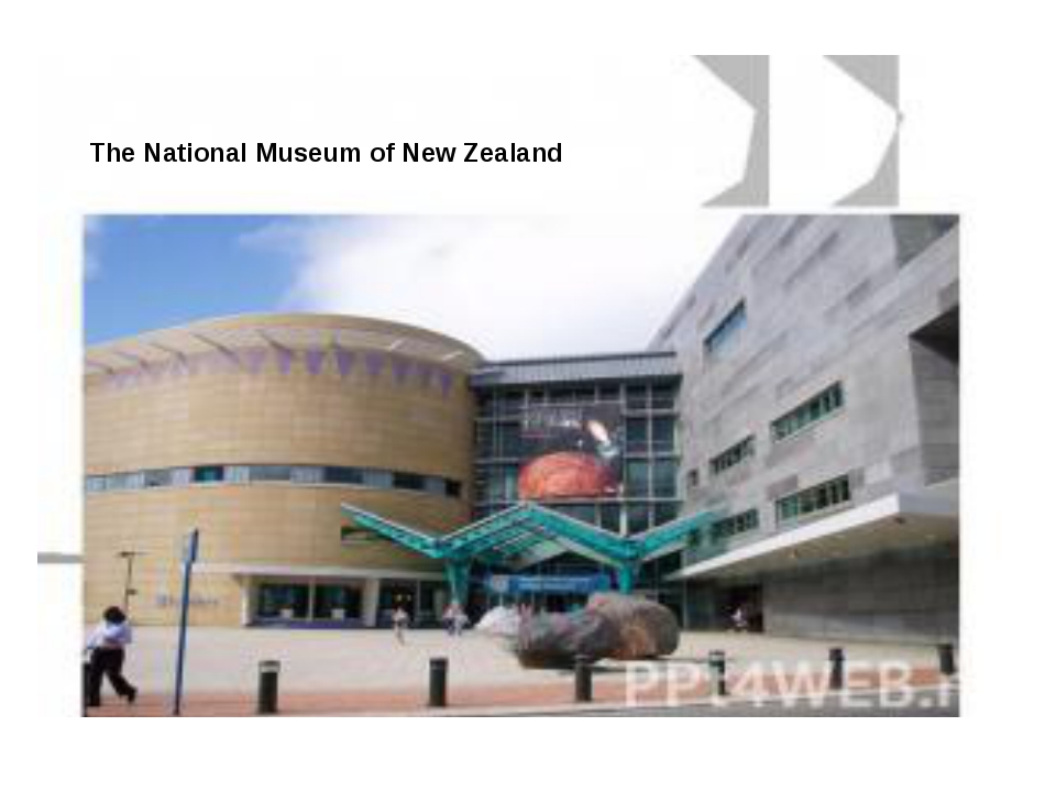The National Museum of New Zealand