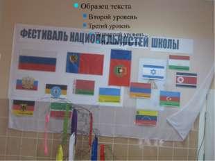 Флаги народов