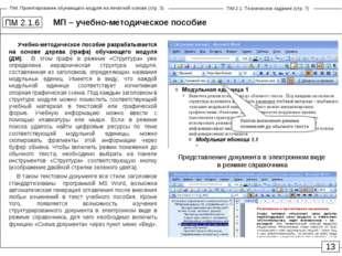 МП – учебно-методическое пособие ПМ 2.1.6 Учебно-методическое пособие разраба