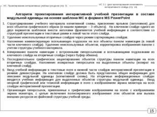 ИС. Проектирование интерактивных учебных ресурсов (стр. 3) ИС 3.1. Цикл проек