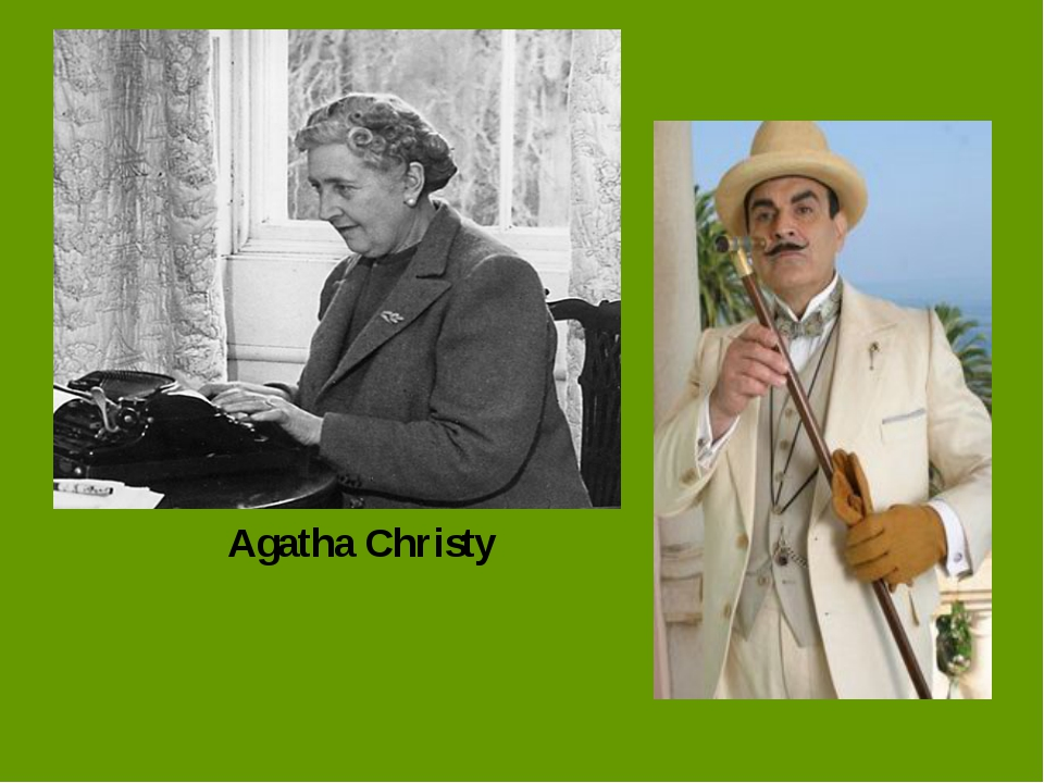 Agatha Christy