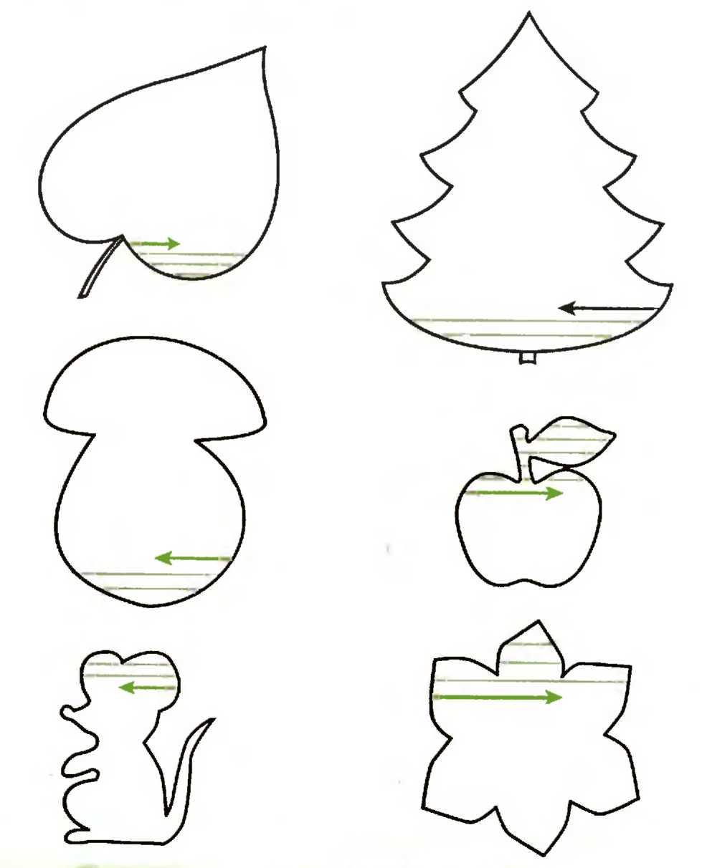 Как нарисовать зеленый горошек