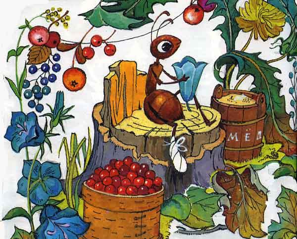 skazka pro lekarstvennye rasteniya 11 Сказка про лекарственные растения