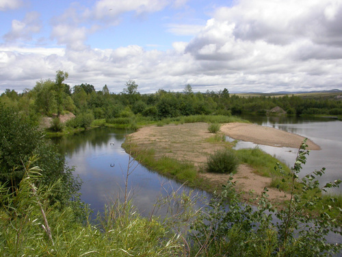 Baley, UNDA river