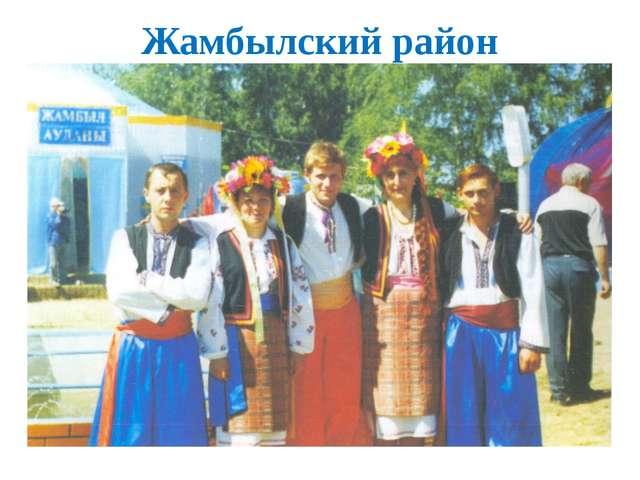 Жамбылский район
