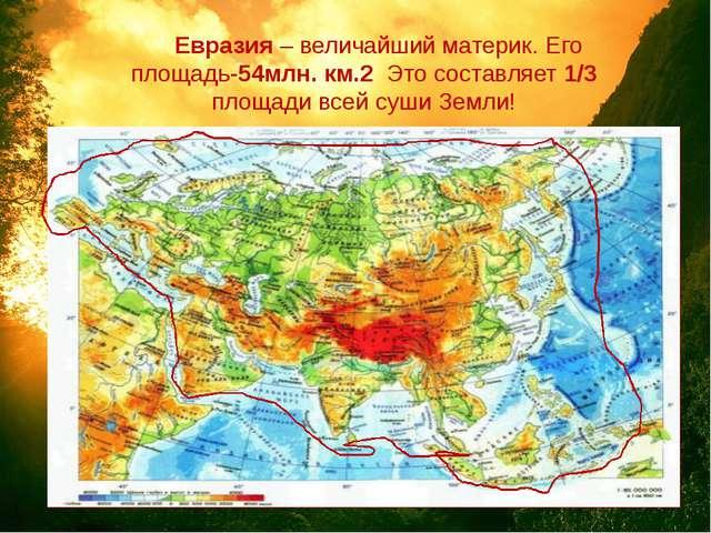 Доклад о континенте евразия 7495
