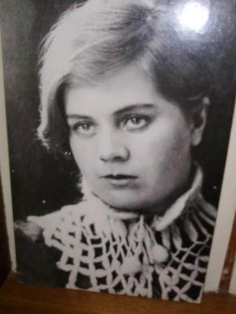 Вера Волошина. Та самая девушка с веслом