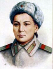 МаметоваМаншук Жиенгалеевна