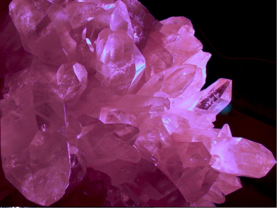 «Почти весь мир кристалличен. В мире царит кристалл и его твердые, прямолиней...