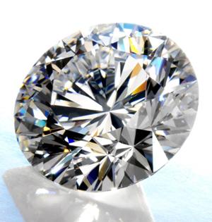 Круглый бриллиант