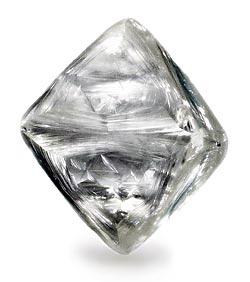 Алмаз - кристалл
