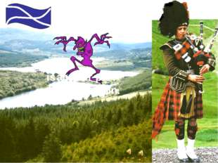 Scotland is another part of Great Britain.