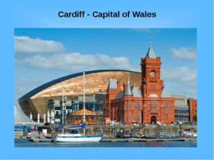 Cardiff - Capital of Wales