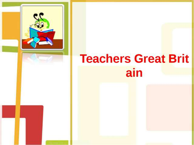 Teachers Great Britain