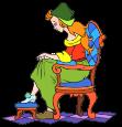 Герои сказок Перро.Детская раскраска. Комментарии : Дневники на КП