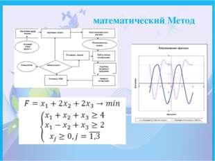 математический Метод