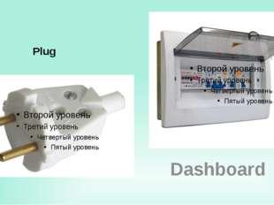 Plug Dashboard