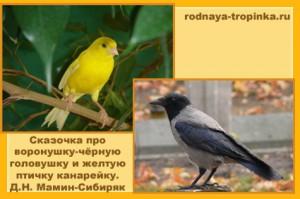 http://rodnaya-tropinka.ru/wp-content/uploads/2012/10/Vorona-i-kanarejka-300x199.jpg